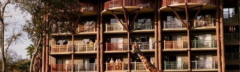 Disney´s Animal Kingdom Lodge