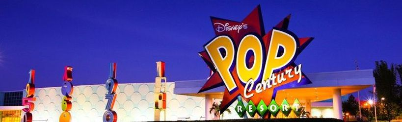 Disney´s Pop Century Resort:
