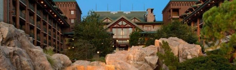 Disney´s Wilderness Lodge