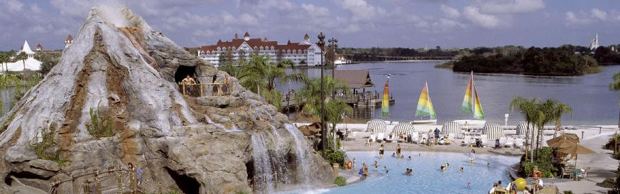 Disney´s Polynesian Resort