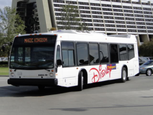 Walt Disney World Buses Service