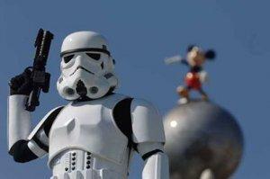 Star Wars Dine in Galactic Breakfast - Stormtroopers