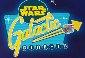 Star Wars Dine in Galactic Breakfast