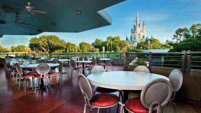Tomorrowland Terrace