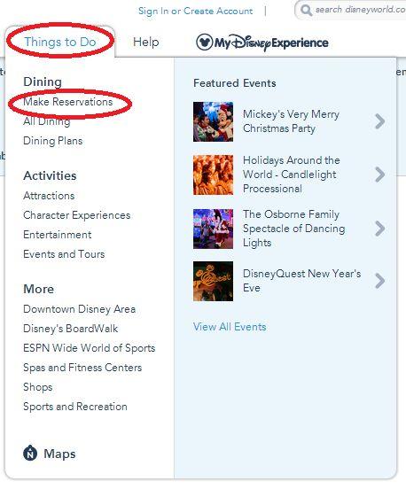 Como se logar no site da Disney