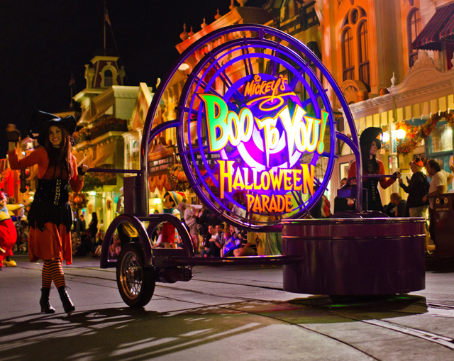 Boo To You Parade