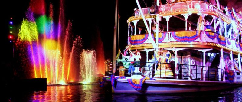 IndoParaDisney - Fantasmic! Dinner Package