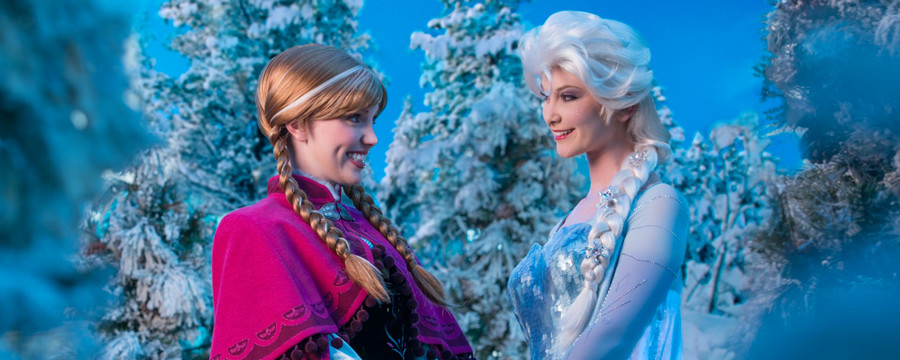 Frozen Summer Celebration