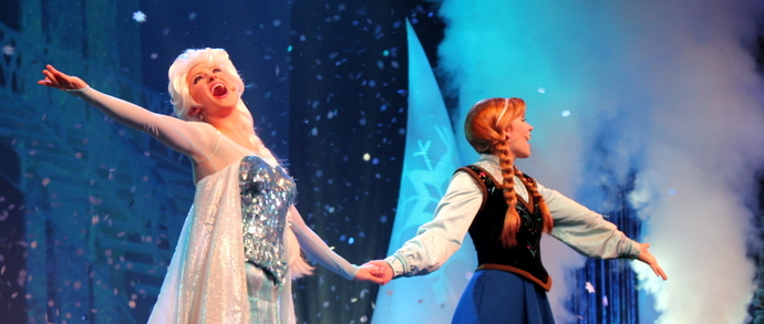 A Frozen Sing-Along Celebration