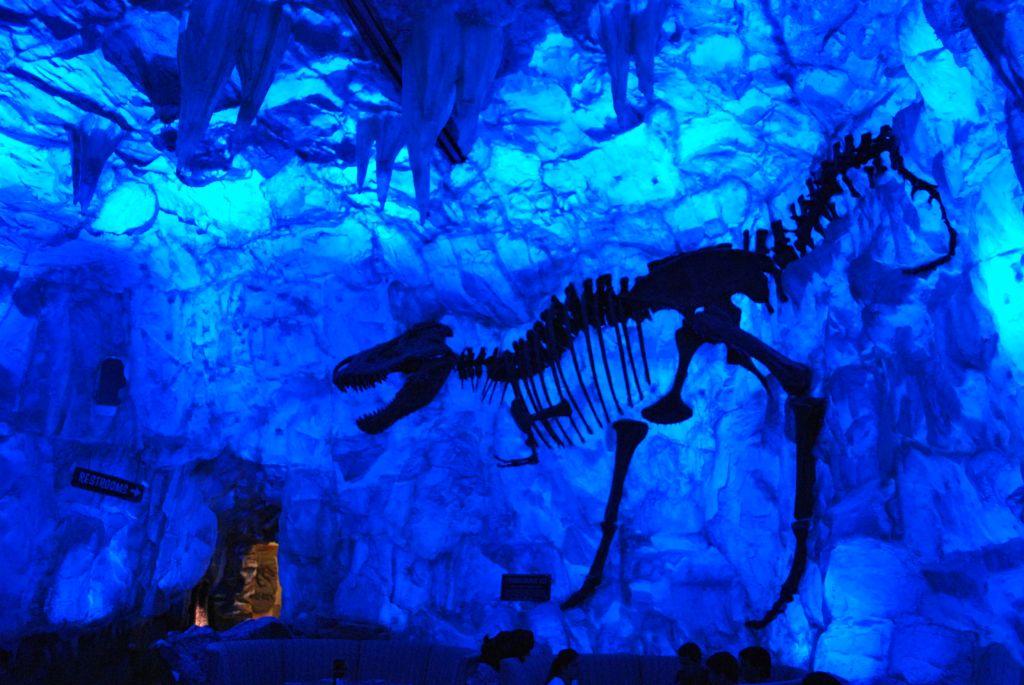 T-Rex - Ice Cave
