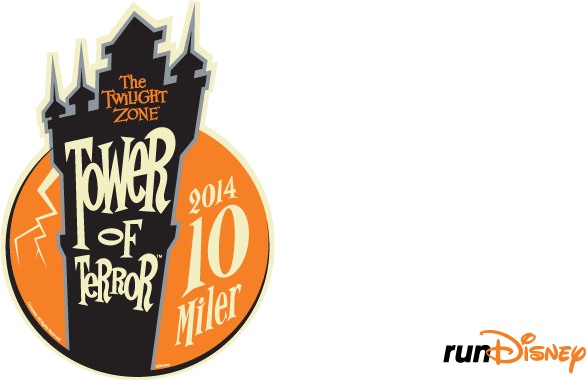 The Twilight Zone Tower of Terror - 10-Miler Weekend