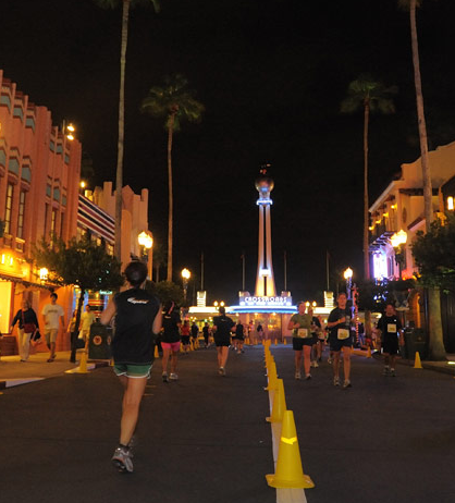 The Twilight Zone Towerof Terror - 10-Miler Weekend