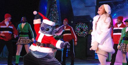 Totally Tomorrowland Christmas Show