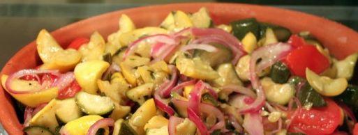 Uma das Saladas