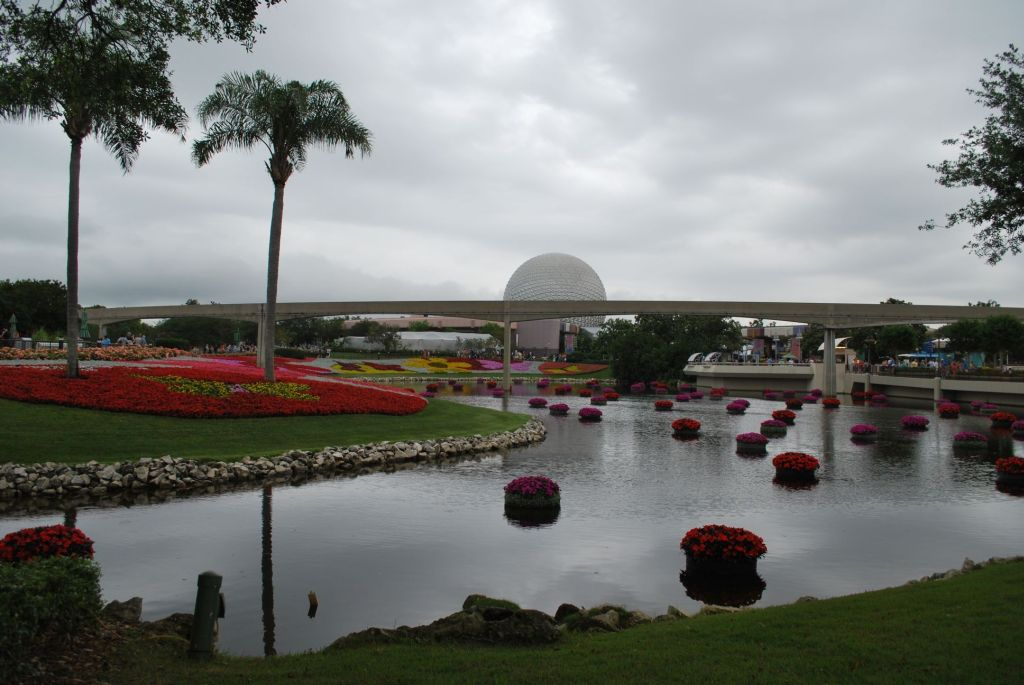 Epcot Flower and Garden'
