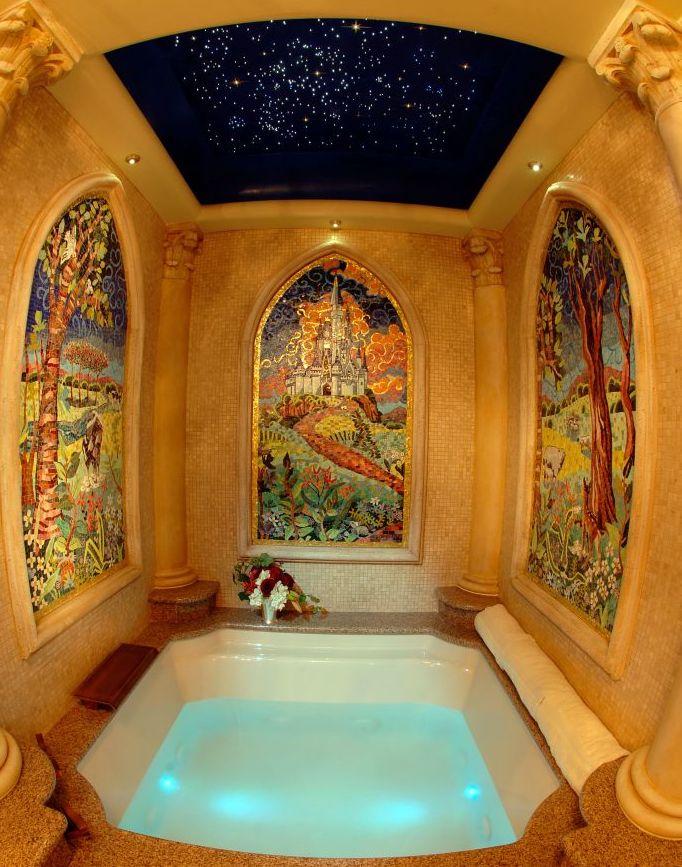 Cinderella Suite - Banho
