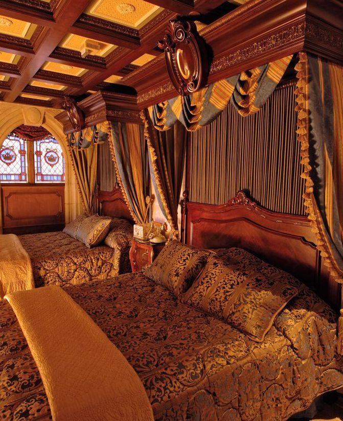 Cinderella Suite - Camas