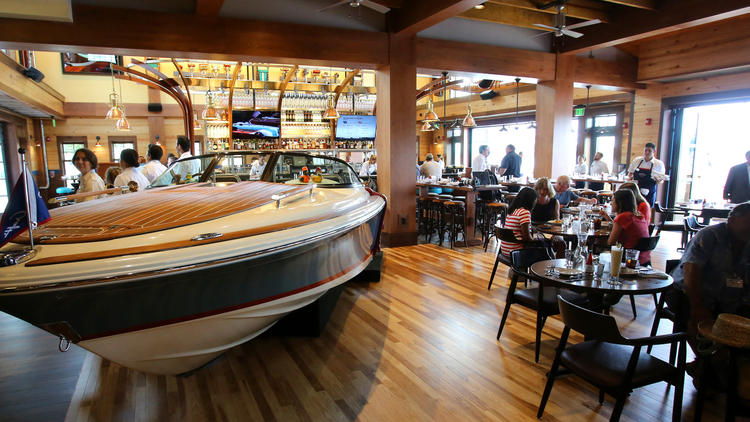 The Boathouse Disney Springs - Barcos