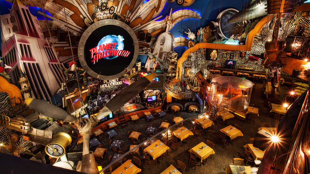 Planet Hollywood - Original