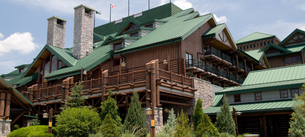 Villas Wilderness Lodge