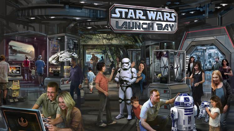 Disney Star Wars Expansion