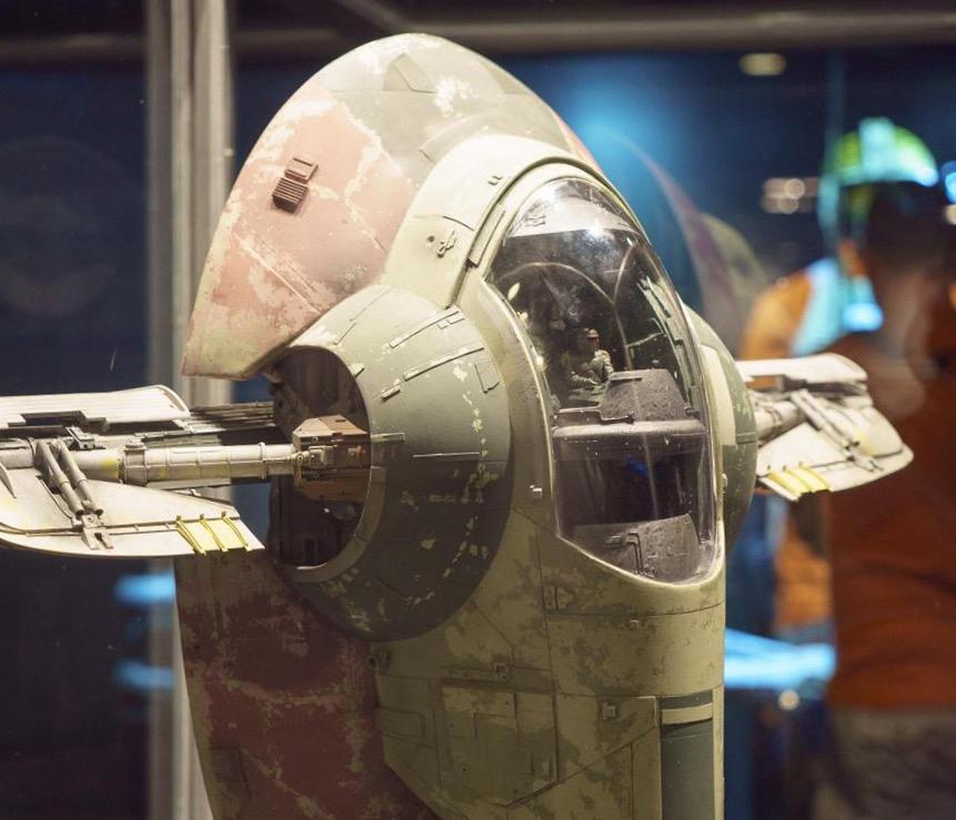 Star Wars Launch Bay - Celebration Gallery