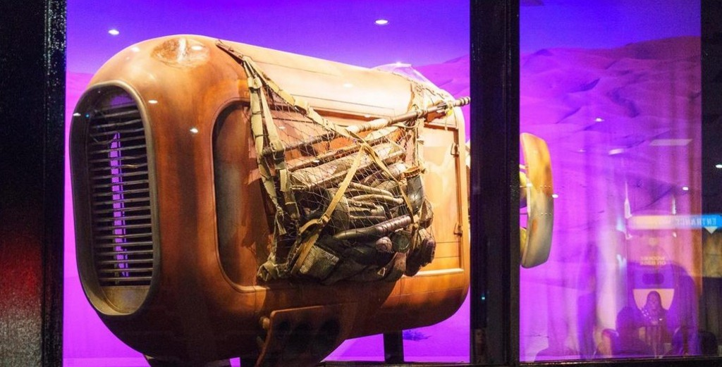 Star Wars Launch Bay - Speeder