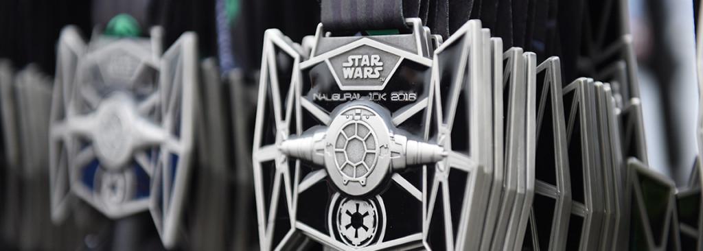 Star Wars - Medalha