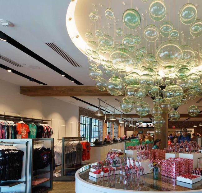 Coca Cola Store - Bolhas