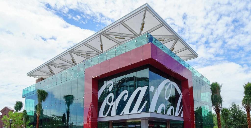 Coca Cola Store Externo