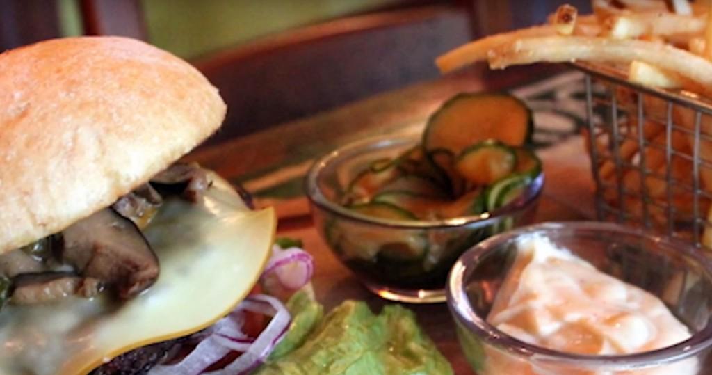 Yak e Yeti - Kobe Beef Burger