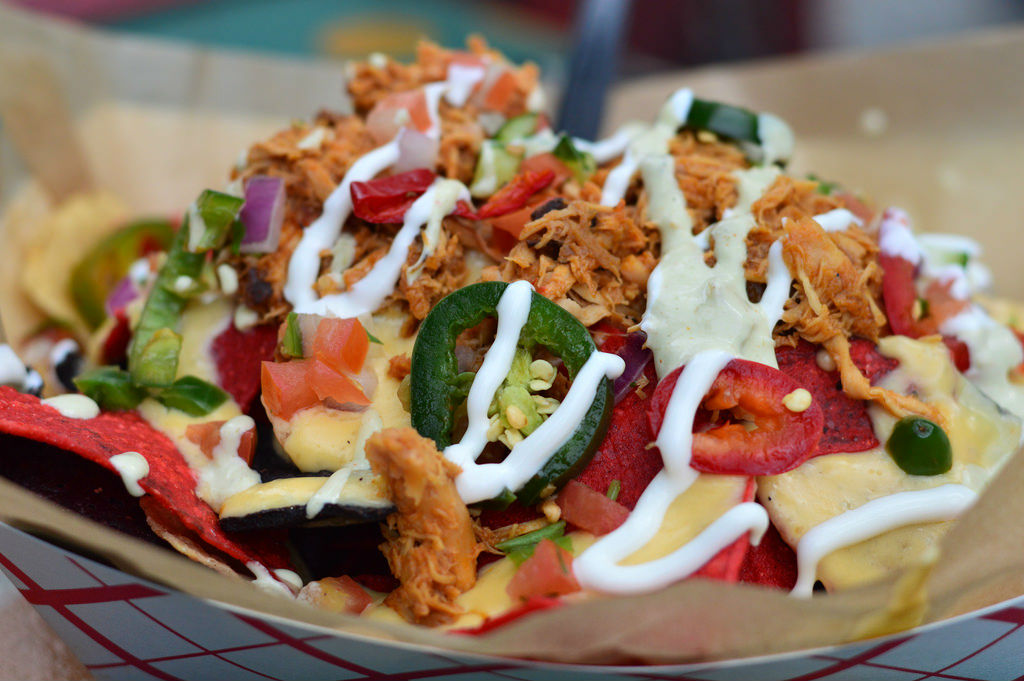 Smokehouse - Loaded Nachos Pork