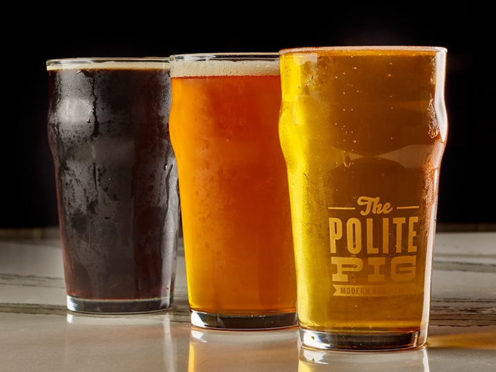 Polite Pig Beer